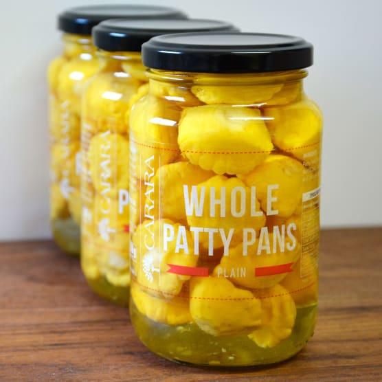 Patty pans - whole picture