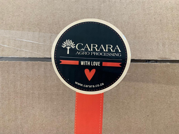 The carara gift box picture