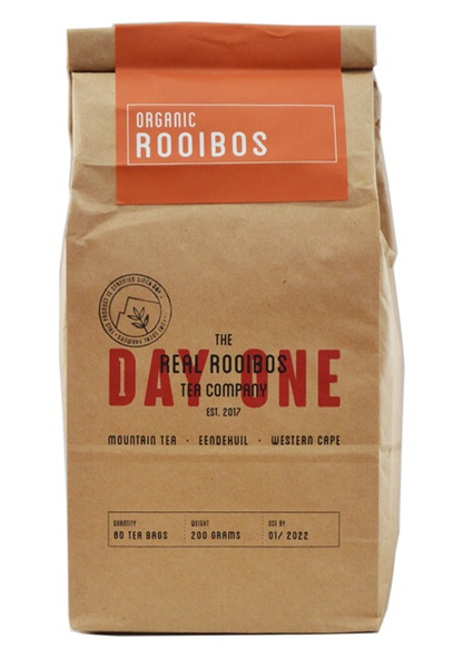 Organic rooibos mountain tea picture