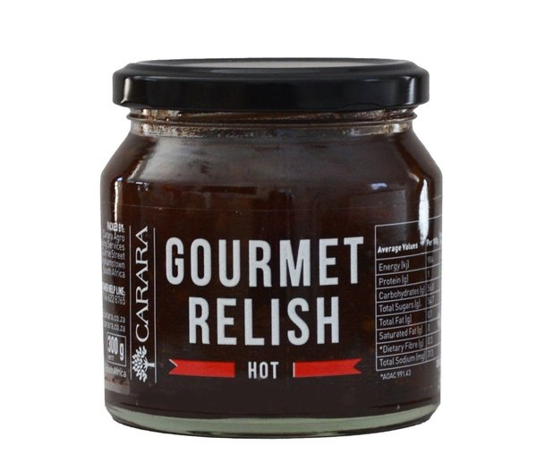 Gourmet relish (hot) picture
