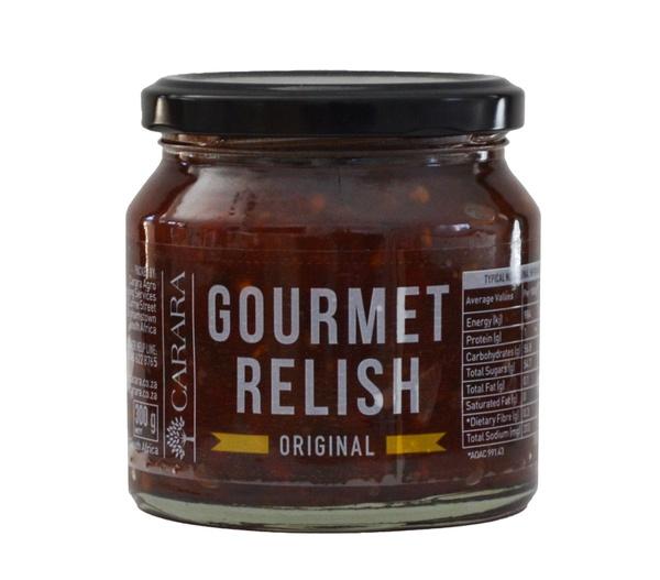 Gourmet relish (original) picture