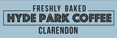 Hyde Park Coffee Shop Logo