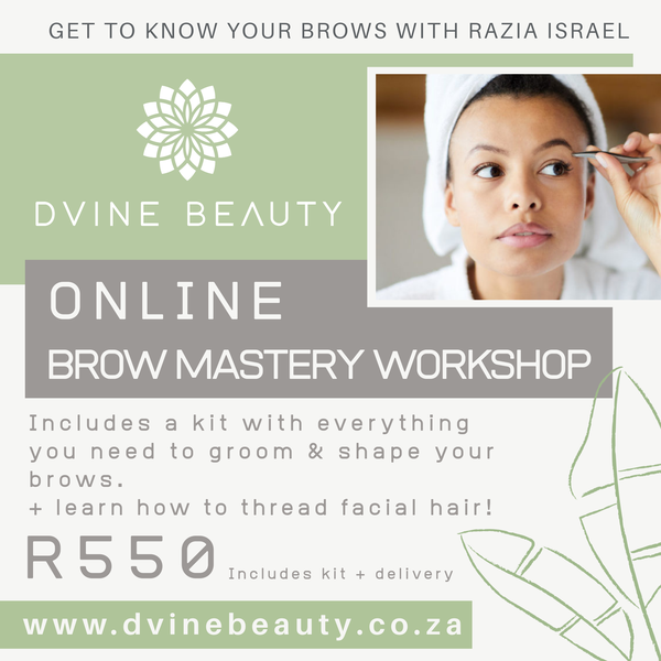 Online Brow Mastery Workshop + Kit picture