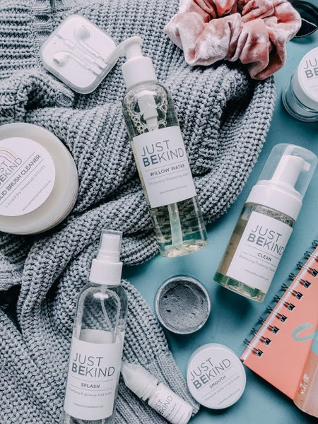 Just be kind - problem skin care set picture