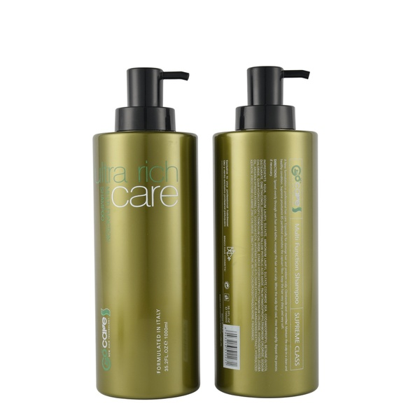 Gocare sulfate free shampoo & condition treatment bundle picture