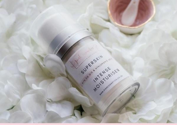 Superskin moisturiser picture