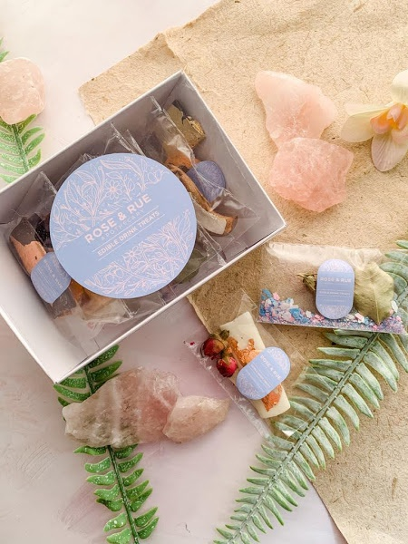 Edible drink treats picture