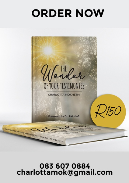 The wonder of your testimonies picture