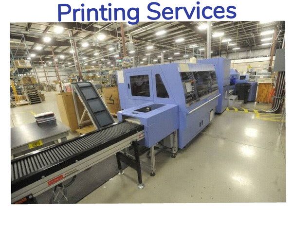 Printing Services picture
