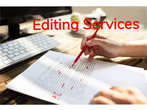 Editing Services picture
