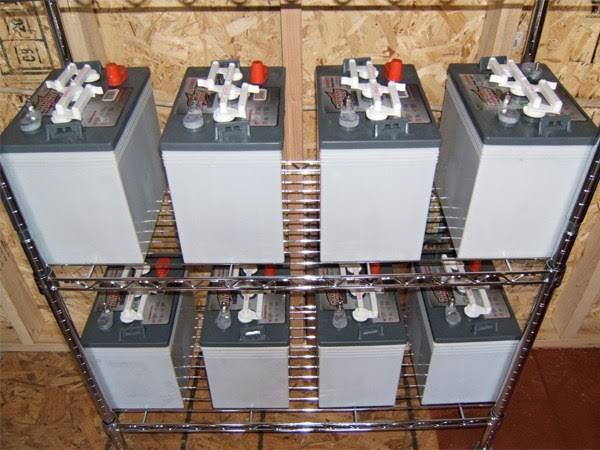 Solar Power Storage picture