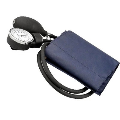 Blood pressure aneroid & stethoscope combo picture