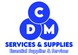 CDM SERVICES AND SUPPLIES Logo