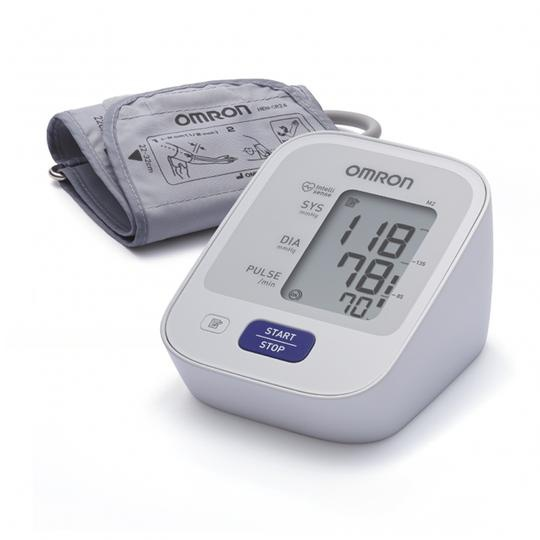 Omron m2 blood pressure monitor picture