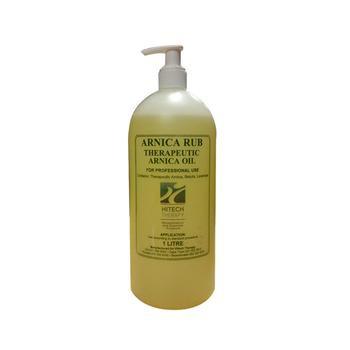 1l arnica rub therapeutic oil picture