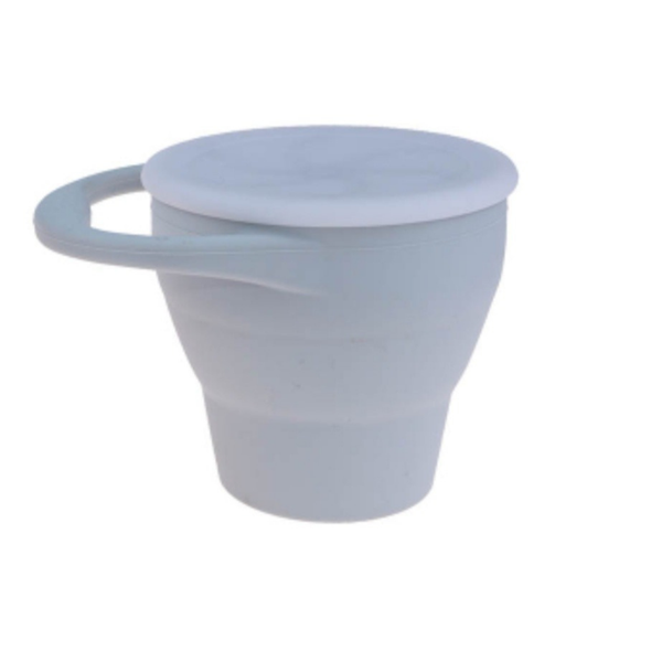 Silicone snack cup picture