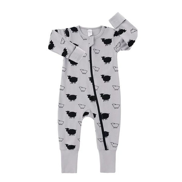 Sheep baby grows picture