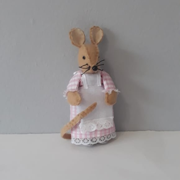 Beatrix potter themed mobile picture