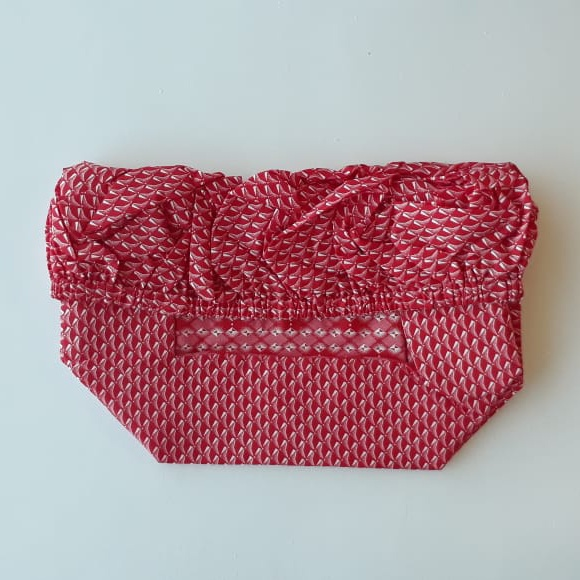 Trolley cover red picture