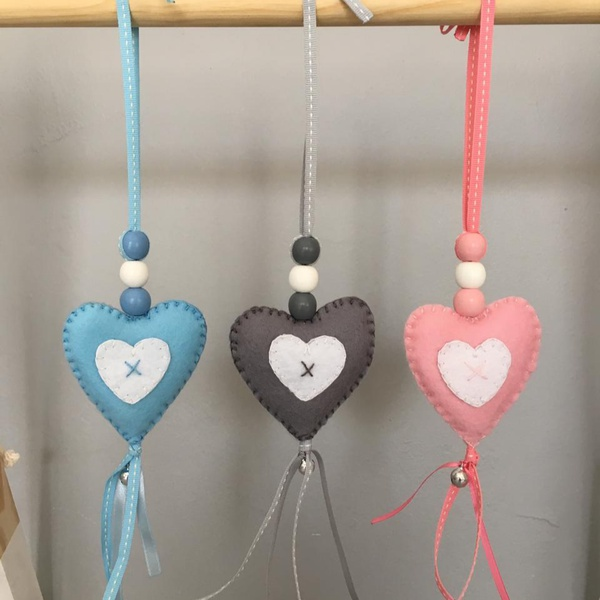 Assorted individual baby gym dangles picture