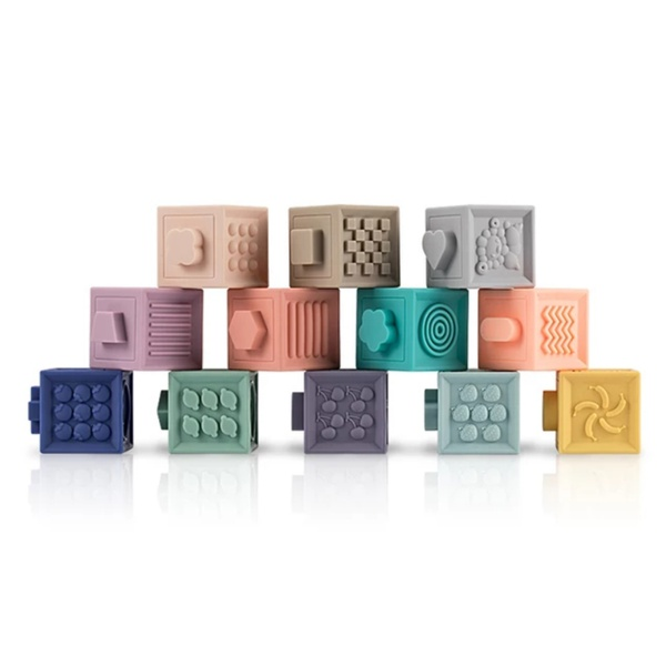 Silicone blocks picture