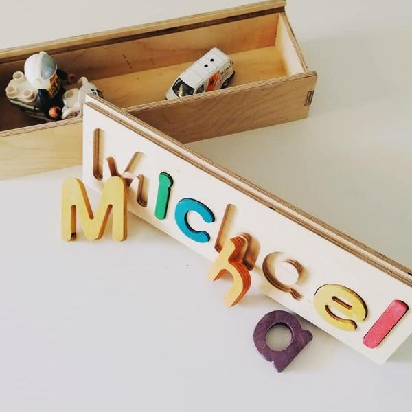 Dream box puzzle picture