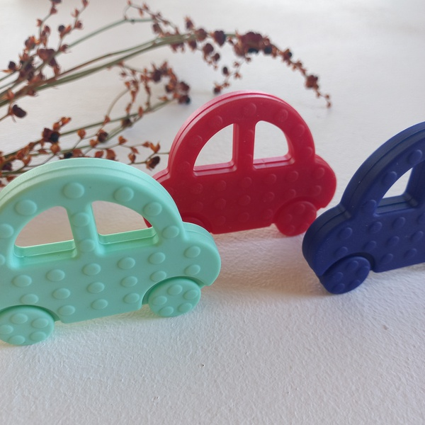 Car teether picture