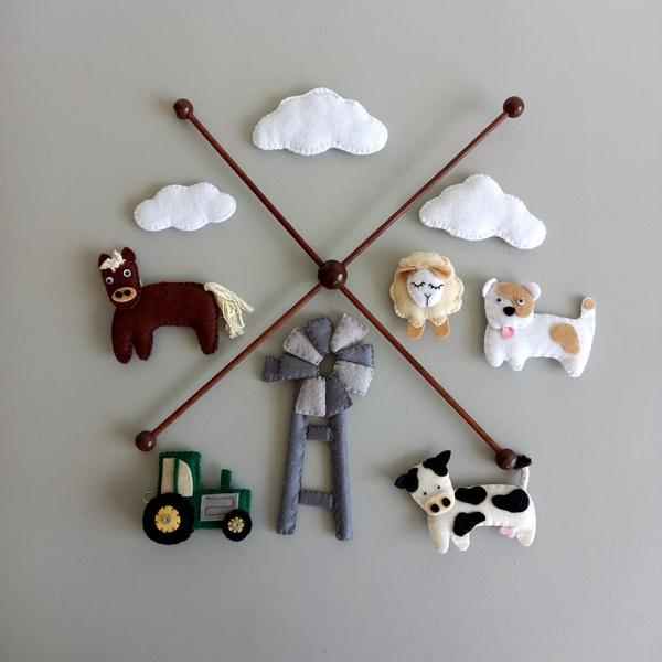 Farm theme mobile picture