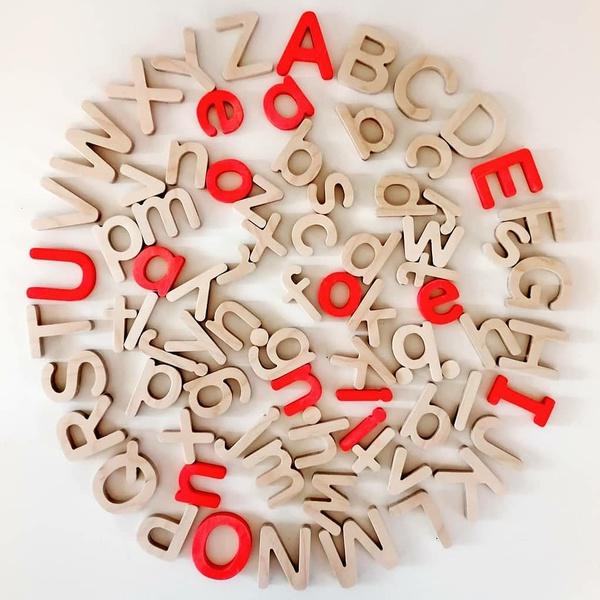 Alphabet box picture