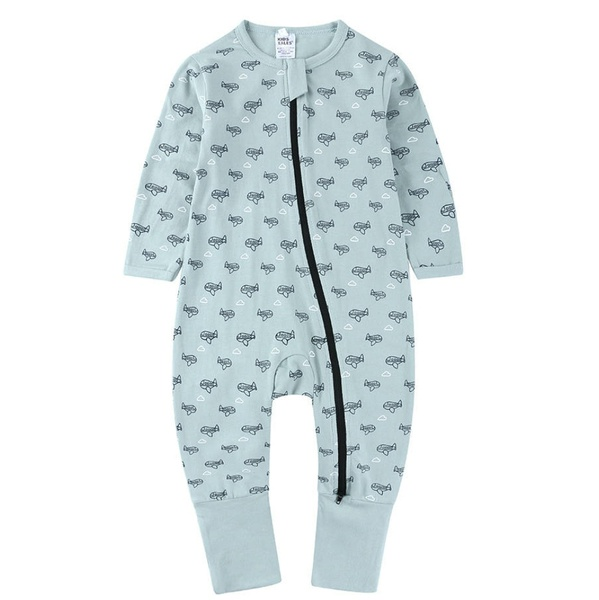 Plane baby grow picture
