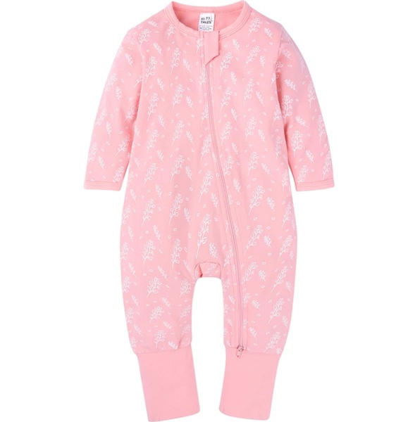 Floral baby grow picture