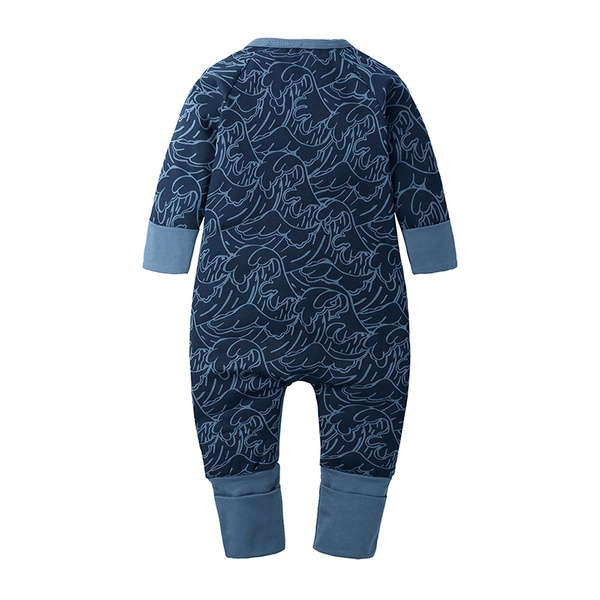 Wave baby grow picture