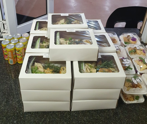 Lunch in a box picture