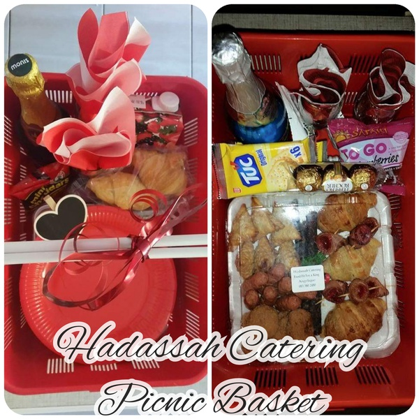 Design your own picnic basket picture