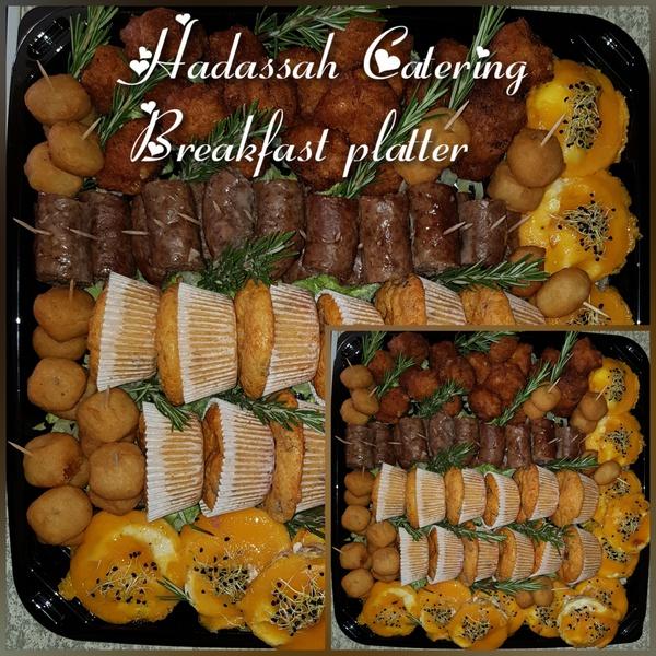 Gourmet platters & platters picture