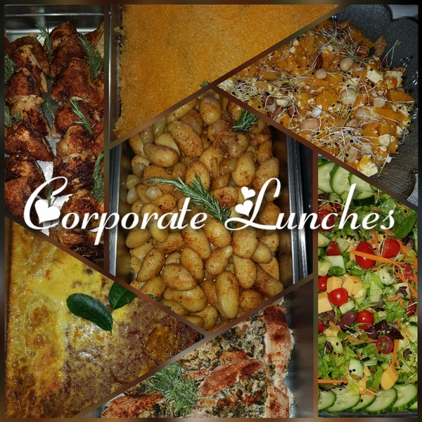 Corporate lunches & functions picture