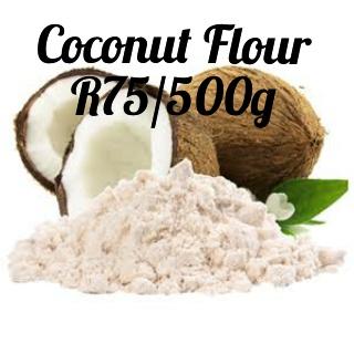 Coconut flour picture