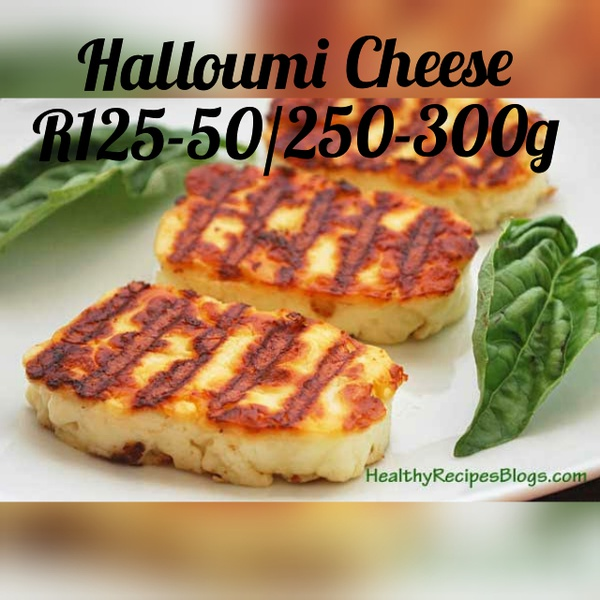 Halloumi cheese picture