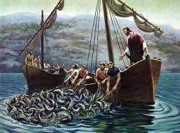 Fishers of men picture