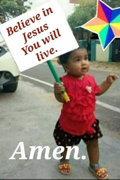 Give your life to jesus. picture