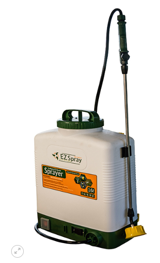 Rbt ez spray – 16l backpack sprayer (rechargeable) picture