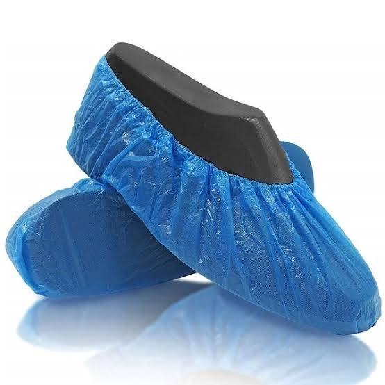 Disposable shoe covers - 100 pack picture
