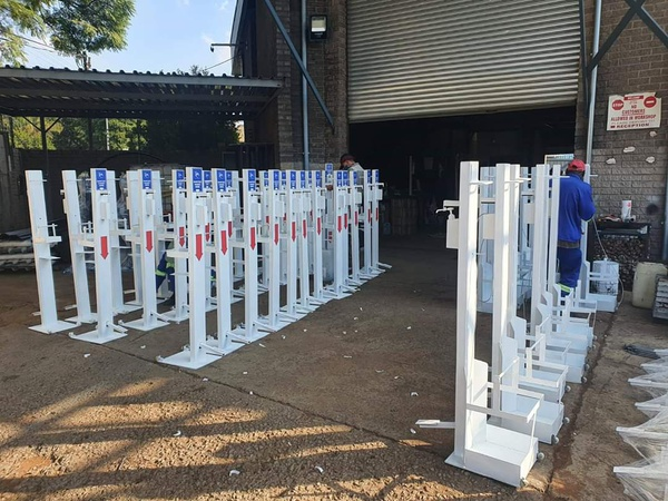 Maximed sa sanitiser stands - up to 25l capacity picture