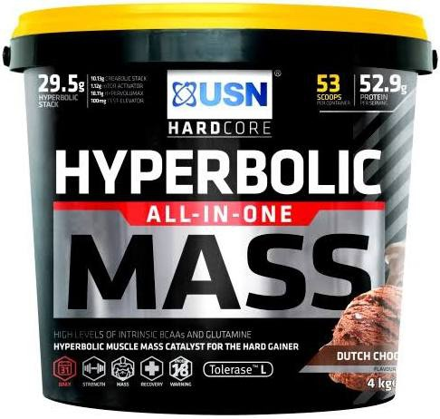 Usn-hyperbolic mass chocolate 4kg picture