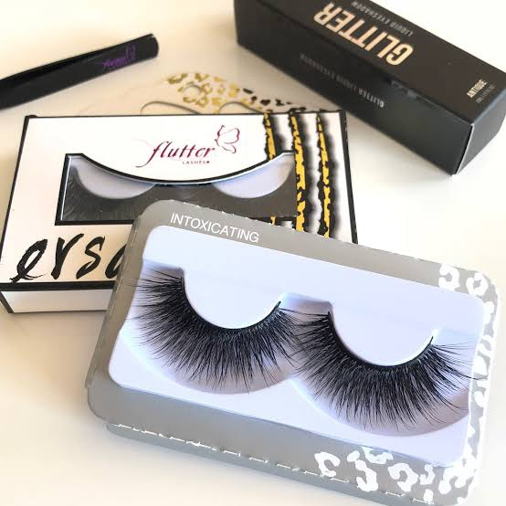 Flutter by lkg eye lashes picture