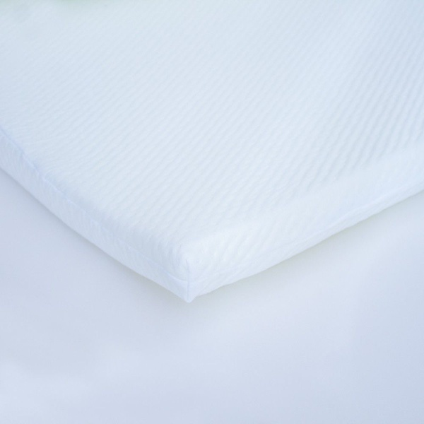 Memory foam mattress topper/overlay picture