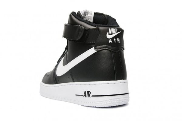 Nike air force 1 high - black picture