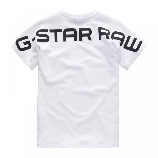 G-star raw satur-s raglan t-shirt white picture