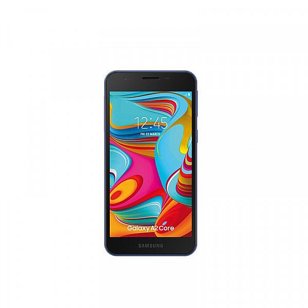 Samsung galaxy a2 core cellphone, dark grey picture