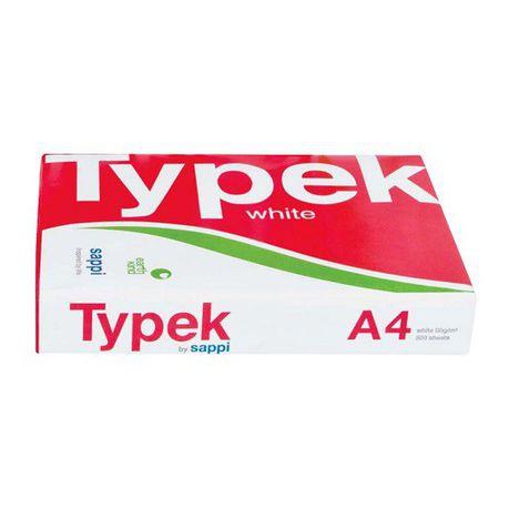 Typek: a4 white copy printer paper - ream picture
